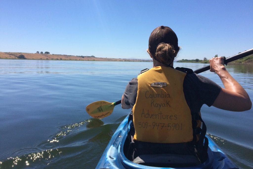 Hanford - Kayaking